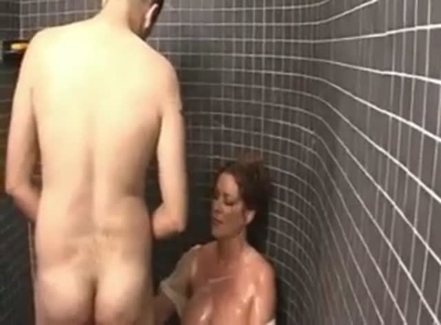 Stepmom Banged In The Bathroom