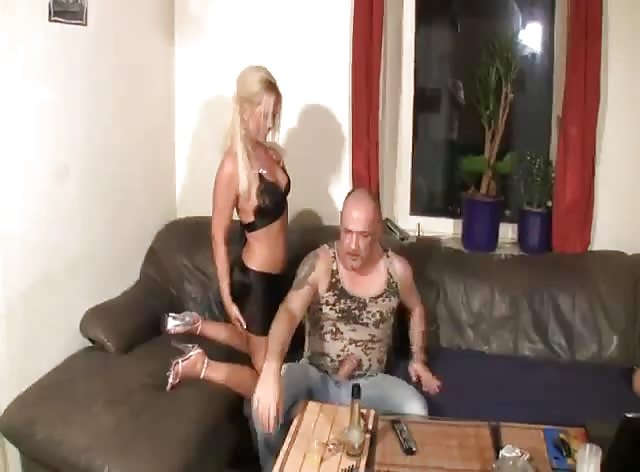 German Chick Wants Rough Sex
