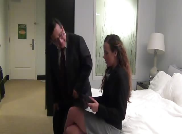 Business Trip with Sexy Secretary