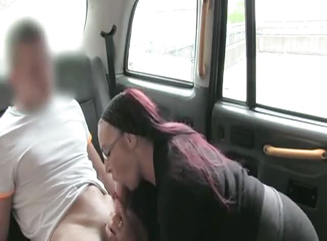 Naughty Milf Fucks Her Young Lover in a Car