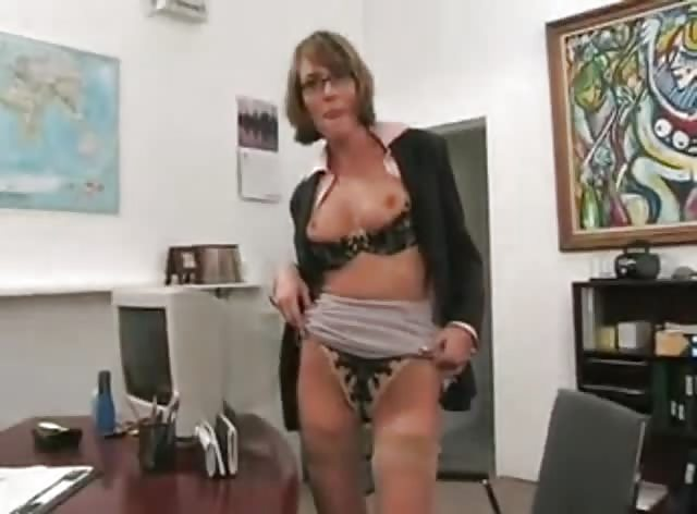 Hot Milf At The Job Interview