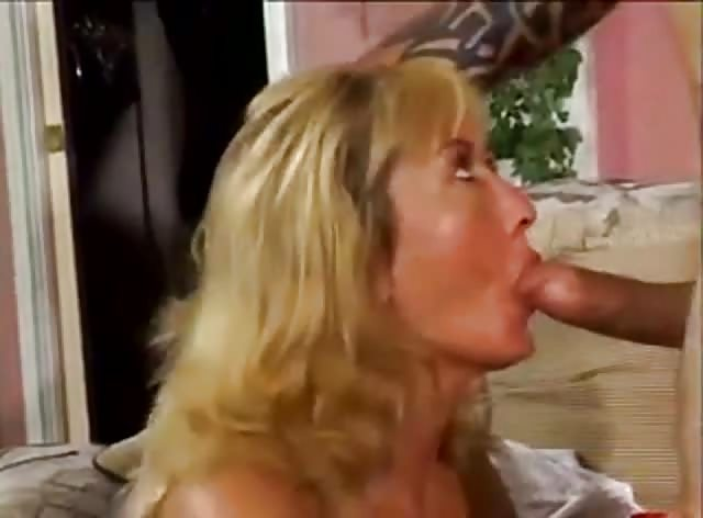 Sexy Milf and a Young Neighbor Friend