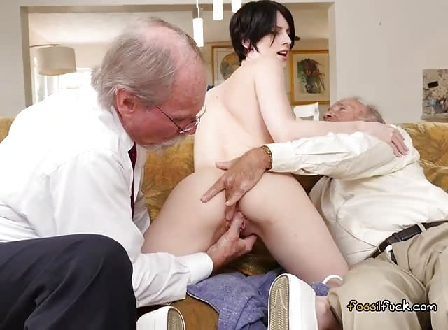 Teen Alex Harper Gets Pleasured By Sugar Daddies