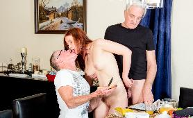 Daddys Friends Are So Naughty