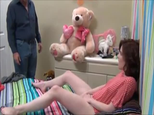 Dad Catches Me Masturbating