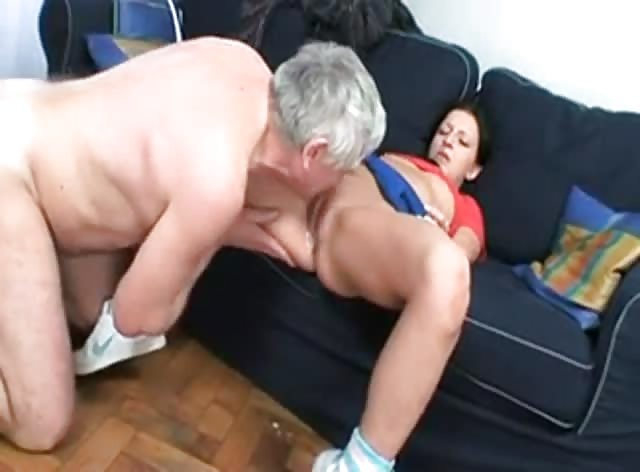 Old Men Licking Pussy Ass