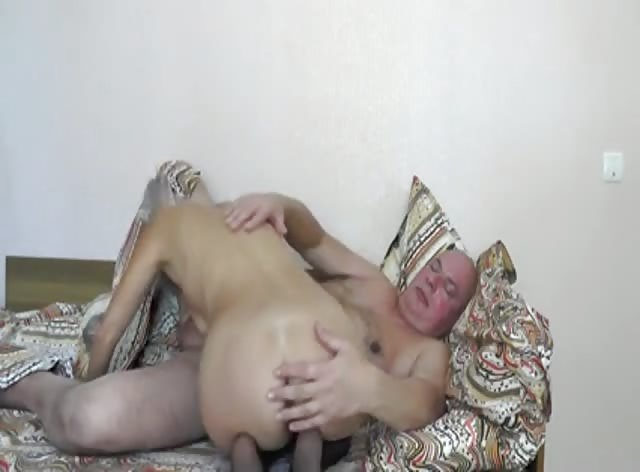 Russian Teen Babe and Old Freeak