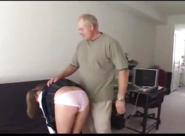 Naughty Stepdaughter Punished Hard