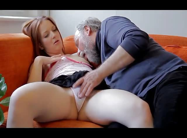 Filthy Dad Fucks Son's New Girlfriend