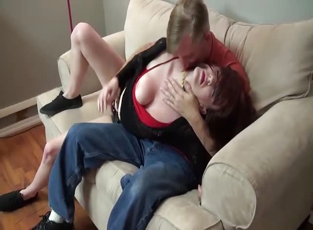 Naughty Teen Punihsed by Dad 's Friend