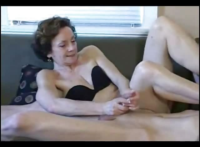 Fucking Granny GF For The First Time