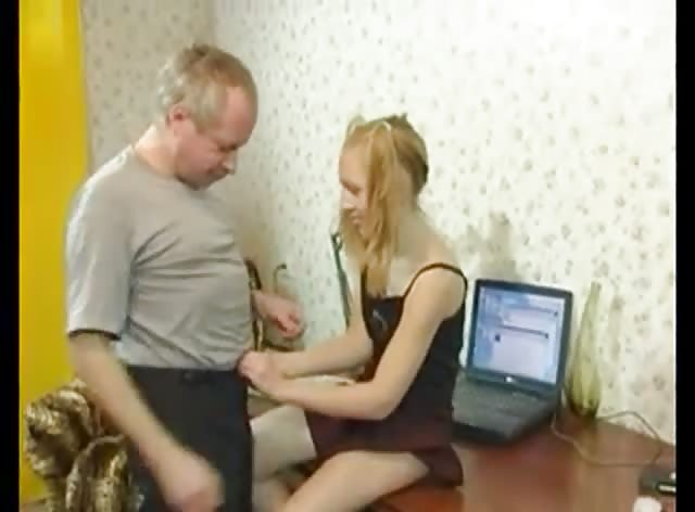 Teen Bitch Takes Care of her Older Friend