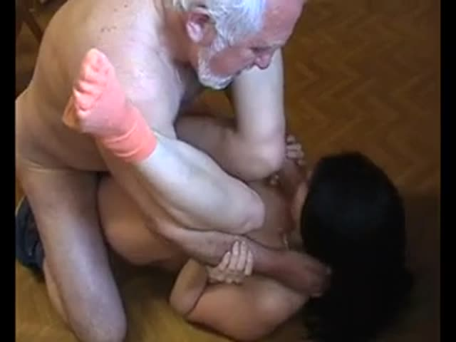 Old Man Fucks Young Asian Girl