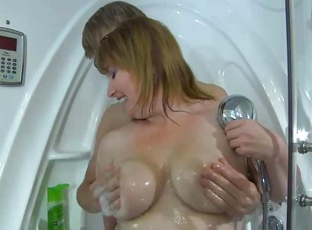 Russian Mom Invites Her Sons Friend To A Shower