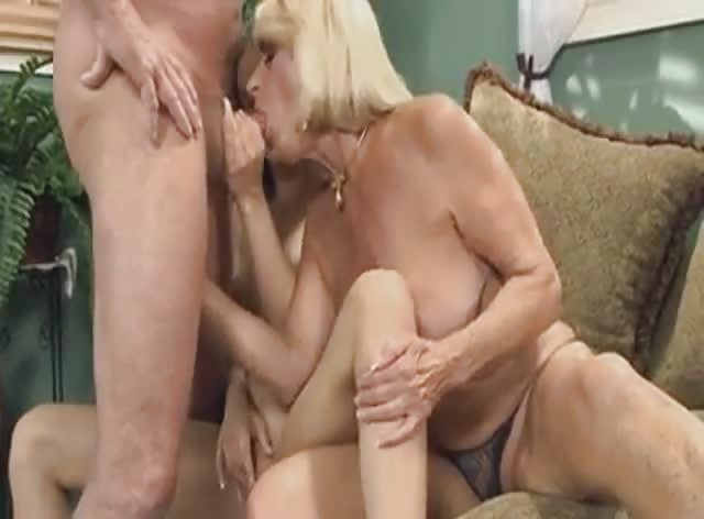 Nasty Old Couple Wants to Try Teen Pussy and Boobs