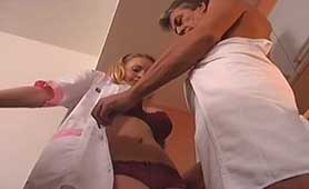 Grandpa Loves Hot Young Blonde Looks And Must Fuck Her